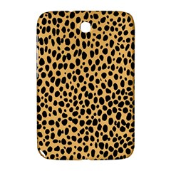 Cheetah Skin Spor Polka Dot Brown Black Dalmantion Samsung Galaxy Note 8 0 N5100 Hardshell Case  by Mariart