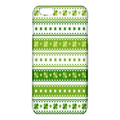 Flower Floral Green Shamrock Iphone 6 Plus/6s Plus Tpu Case by Mariart