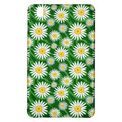 Flower Sunflower Yellow Green Leaf White Samsung Galaxy Tab Pro 8 4 Hardshell Case by Mariart