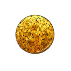Gold Hat Clip Ball Marker by Mariart