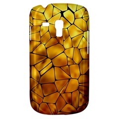 Gold Galaxy S3 Mini by Mariart