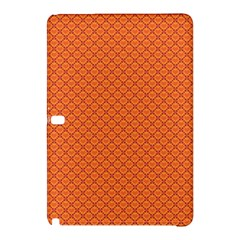 Heart Orange Love Samsung Galaxy Tab Pro 10 1 Hardshell Case by Mariart