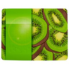 Fruit Slice Kiwi Green Jigsaw Puzzle Photo Stand (rectangular) by Mariart