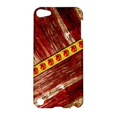 Wood And Jewels Apple Ipod Touch 5 Hardshell Case