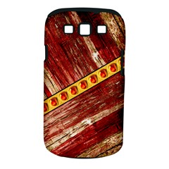 Wood And Jewels Samsung Galaxy S Iii Classic Hardshell Case (pc+silicone)
