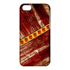 Wood And Jewels Apple Iphone 5c Hardshell Case
