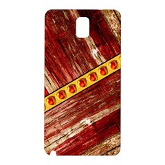 Wood And Jewels Samsung Galaxy Note 3 N9005 Hardshell Back Case