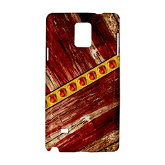 Wood And Jewels Samsung Galaxy Note 4 Hardshell Case