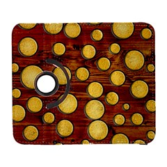 Wood And Gold Galaxy S3 (flip/folio)
