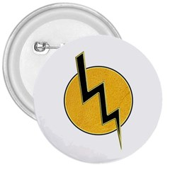 Lightning Bolt 3  Buttons