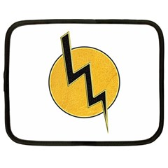 Lightning Bolt Netbook Case (large)
