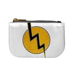 Lightning Bolt Mini Coin Purses