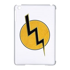 Lightning Bolt Apple Ipad Mini Hardshell Case (compatible With Smart Cover)