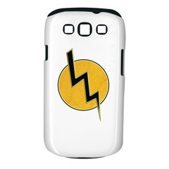 Lightning Bolt Samsung Galaxy S Iii Classic Hardshell Case (pc+silicone)