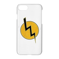 Lightning Bolt Apple Iphone 7 Hardshell Case by linceazul