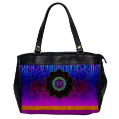 Air And Stars Global With Some Guitars Pop Art Office Handbags by pepitasart