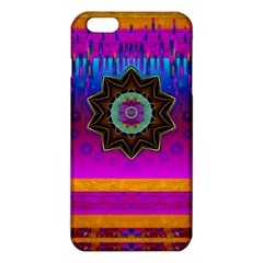 Air And Stars Global With Some Guitars Pop Art Iphone 6 Plus/6s Plus Tpu Case by pepitasart