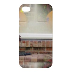 Ghostly Floating Pumpkins Apple Iphone 4/4s Hardshell Case by canvasngiftshop