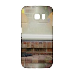 Ghostly Floating Pumpkins Galaxy S6 Edge by canvasngiftshop