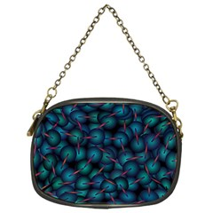 Background Abstract Textile Design Chain Purses (one Side)