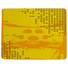Texture Yellow Abstract Background Jigsaw Puzzle Photo Stand (rectangular) by Nexatart