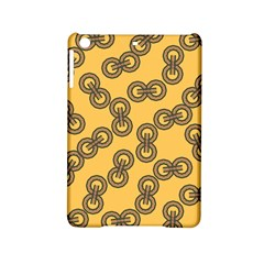 Abstract Shapes Links Design Ipad Mini 2 Hardshell Cases