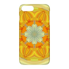 Sunshine Sunny Sun Abstract Yellow Apple Iphone 7 Plus Hardshell Case by Nexatart