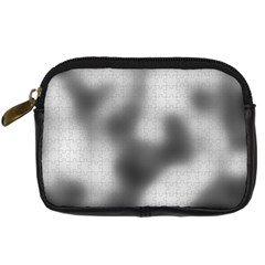 Puzzle Grey Puzzle Piece Drawing Digital Camera Cases by Nexatart