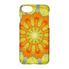 Sunshine Sunny Sun Abstract Yellow Apple Iphone 7 Hardshell Case by Nexatart