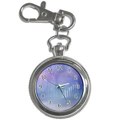 Business Background Blue Corporate Key Chain Watches by Nexatart