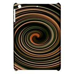 Strudel Spiral Eddy Background Apple Ipad Mini Hardshell Case by Nexatart