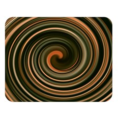 Strudel Spiral Eddy Background Double Sided Flano Blanket (large)  by Nexatart
