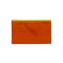 Orange Star Space Cosmetic Bag (xs) by Mariart