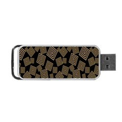 Magic Sleight Plaid Portable Usb Flash (two Sides) by Mariart