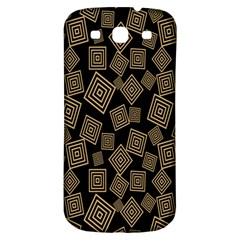 Magic Sleight Plaid Samsung Galaxy S3 S Iii Classic Hardshell Back Case by Mariart