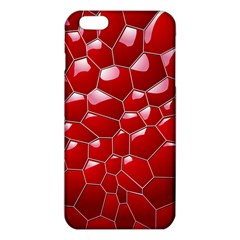 Plaid Iron Red Line Light Iphone 6 Plus/6s Plus Tpu Case by Mariart