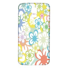 Star Flower Rainbow Sunflower Sakura Samsung Galaxy S5 Back Case (white) by Mariart