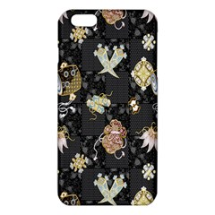 Traditional Music Drum Batik Iphone 6 Plus/6s Plus Tpu Case by Mariart
