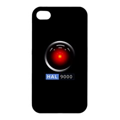 Hal 9000 Apple Iphone 4/4s Hardshell Case