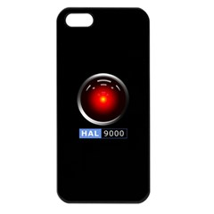 Hal 9000 Apple Iphone 5 Seamless Case (black)