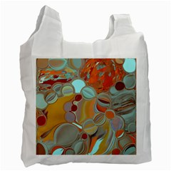 Liquid Bubbles Recycle Bag (Two Side)