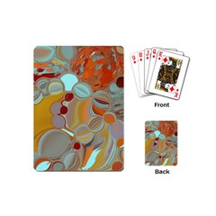 Liquid Bubbles Playing Cards (Mini)