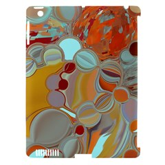 Liquid Bubbles Apple iPad 3/4 Hardshell Case (Compatible with Smart Cover)