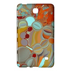 Liquid Bubbles Samsung Galaxy Tab 4 (7 ) Hardshell Case  by digitaldivadesigns