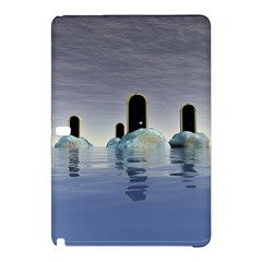 Abstract Gates Doors Stars Samsung Galaxy Tab Pro 12 2 Hardshell Case