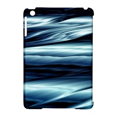 Texture Fractal Frax Hd Mathematics Apple Ipad Mini Hardshell Case (compatible With Smart Cover) by Nexatart