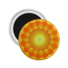 Sunshine Sunny Sun Abstract Yellow 2 25  Magnets