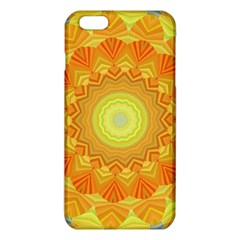 Sunshine Sunny Sun Abstract Yellow Iphone 6 Plus/6s Plus Tpu Case by Nexatart