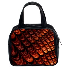 Fractal Mathematics Frax Hd Classic Handbags (2 Sides)