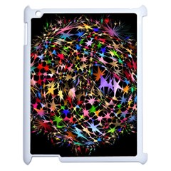 Network Integration Intertwined Apple Ipad 2 Case (white) by Nexatart
